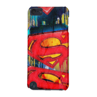 Superman Urban Spraypaint iPod Touch (5th Generation) Cases