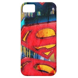 Superman Urban Spraypaint iPhone 5 Cover