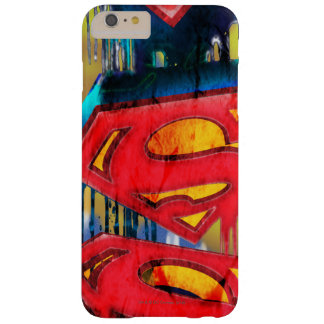 Superman Urban Spraypaint Barely There iPhone 6 Plus Case