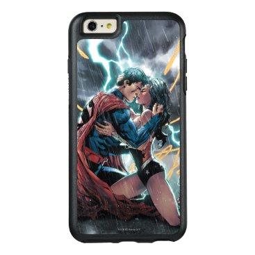 Superman/Wonder Woman Comic Promotional Art OtterBox iPhone 6/6s Plus Case