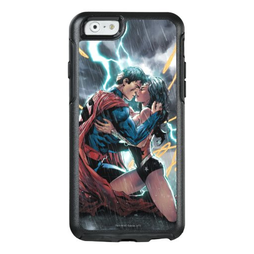 Superman/Wonder Woman Comic Promotional Art OtterBox iPhone 6/6s Case
