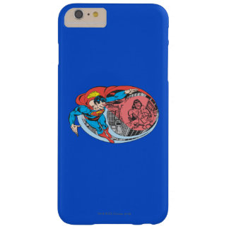 Superman X-Ray Vision Barely There iPhone 6 Plus Case