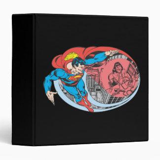Superman X-Ray Vision Binder