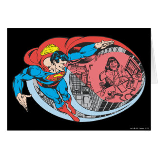 Superman X-Ray Vision Cards