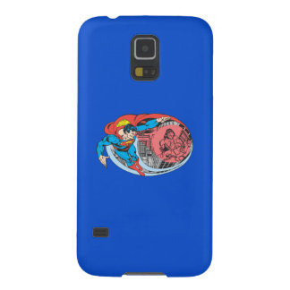 Superman X-Ray Vision Galaxy S5 Case