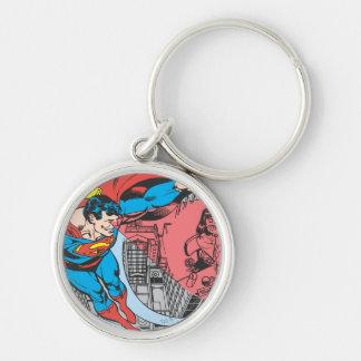 Superman X-Ray Vision Key Chain