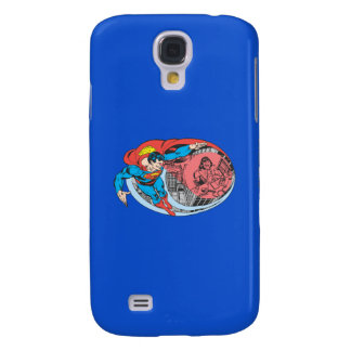 Superman X-Ray Vision Samsung Galaxy S4 Cover