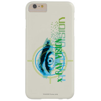 Superman Xray Vision Barely There iPhone 6 Plus Case