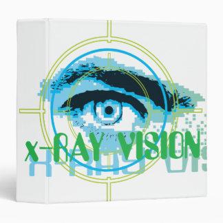 Superman Xray Vision Vinyl Binders