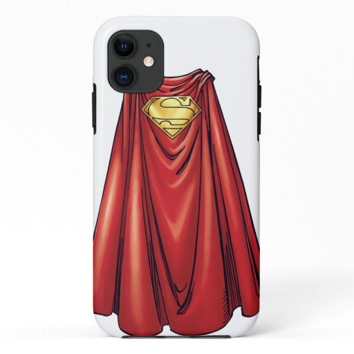 Superman's Cape iPhone 11 Case