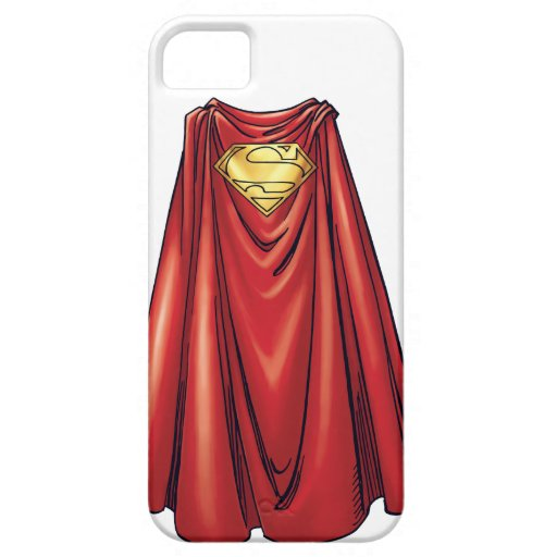 Superman's Cape iPhone SE/5/5s Case