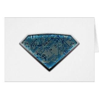 SuperManTechnology Card
