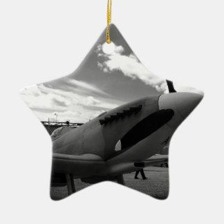 Supermarine Spitfire Ceramic Ornament