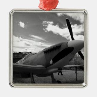 Supermarine Spitfire Metal Ornament