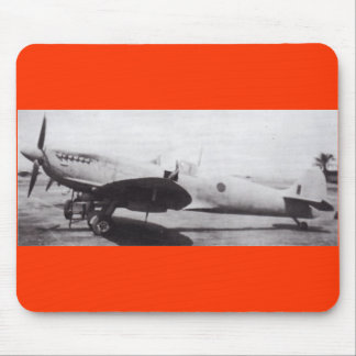 Supermarine Spitfire Mouse Pads