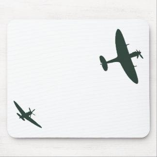 Supermarine Spitfires Mouse Mats