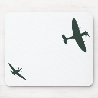Supermarine Spitfires Mouse Pad