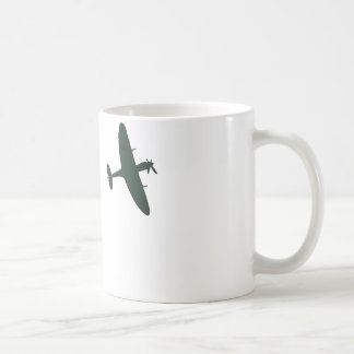 Supermarine Spitfires Coffee Mugs