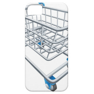 Supermarket shopping cart trolley case for the iPhone 5
