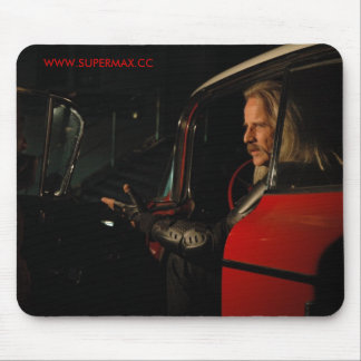 Supermax Interview Mousepad