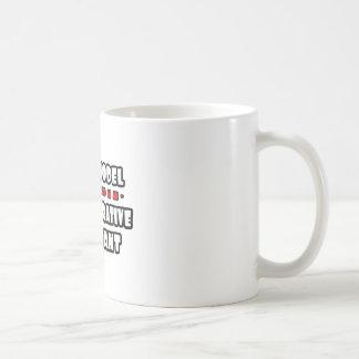 Supermodel .. Administrative Assistant Coffee Mug