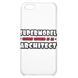 Supermodel .. Architect Cover For iPhone 5C