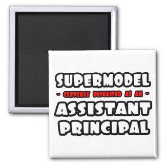 Supermodel .. Assistant Principal Magnet
