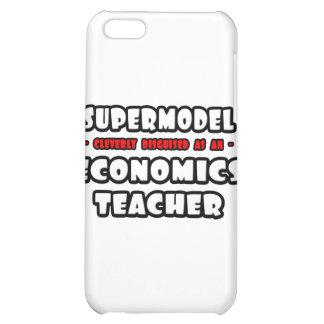 Supermodel .. Economics Teacher iPhone 5C Cases