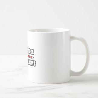 Supermodel .. Epidemiologist Coffee Mug