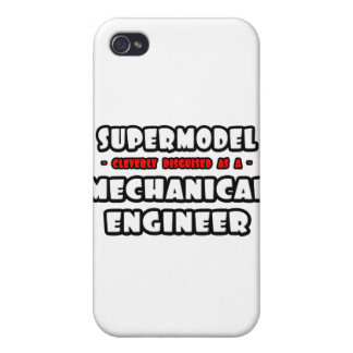 Supermodel .. Mechanical Engineer iPhone 4/4S Case