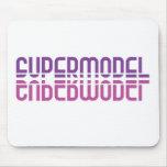 SUPERMODEL MOUSEPAD