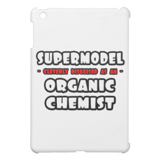 Supermodel .. Organic Chemist iPad Mini Cover