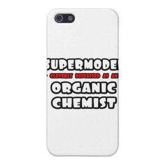 Supermodel .. Organic Chemist iPhone 5 Covers