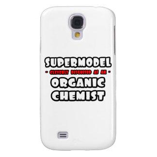 Supermodel .. Organic Chemist Samsung Galaxy S4 Cases