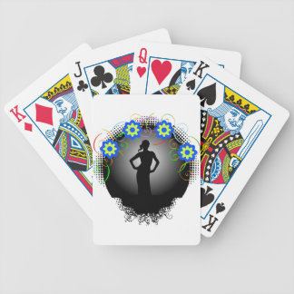 Supermodel Bicycle Card Deck