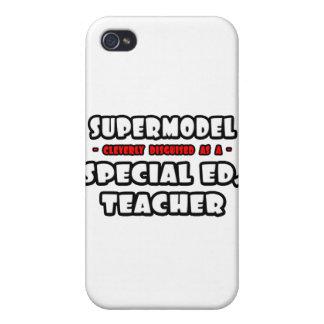 Supermodel .. Special Ed. Teacher iPhone 4/4S Case
