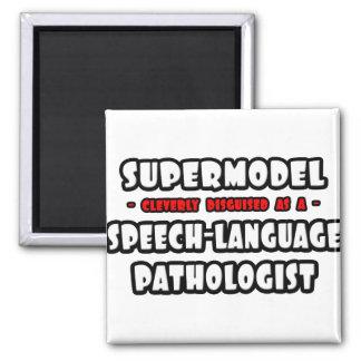 Supermodel .. Speech-Language Pathologist Magnets