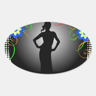 Supermodel Stickers