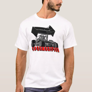Supermodified w/red letter T-Shirt