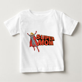Supermom Baby T-Shirt
