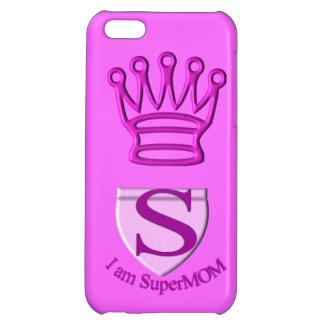 SuperMOM iPhone 5C Case