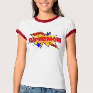 Supermom Playera