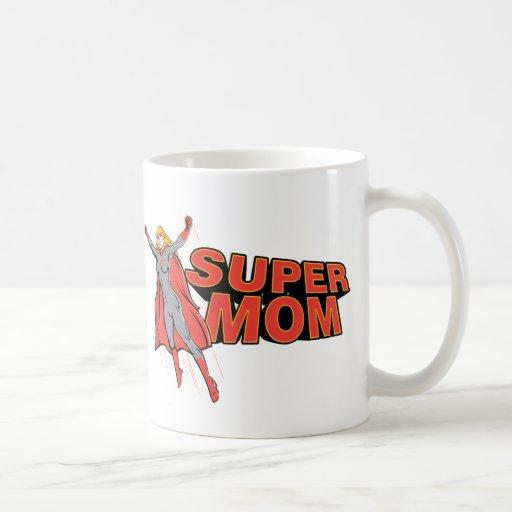 Supermom Taza De Café
