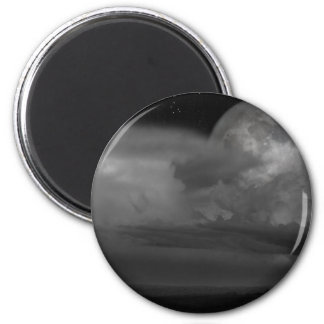 Supermoon - March 19, 2011 Magnet