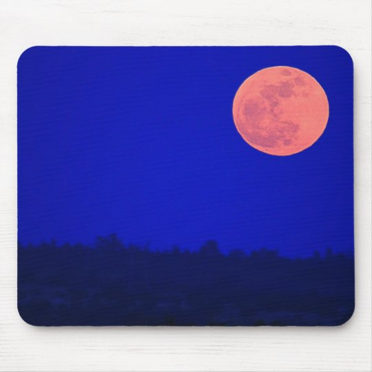 Supermoon May 2012 Mouse Pad