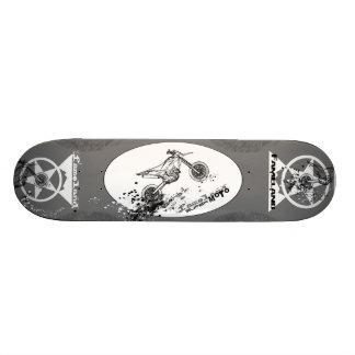 Supermoto Skateboard by fameland #002