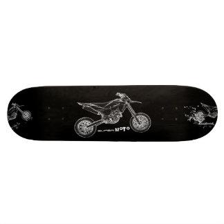 Supermoto Skateboard by fameland #003