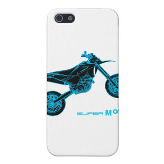 SuperMoto Wheelie Case For iPhone SE/5/5s