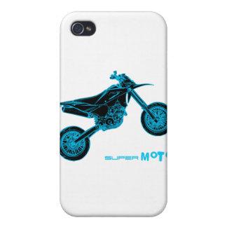 SuperMoto Wheelie iPhone 4/4S Cover