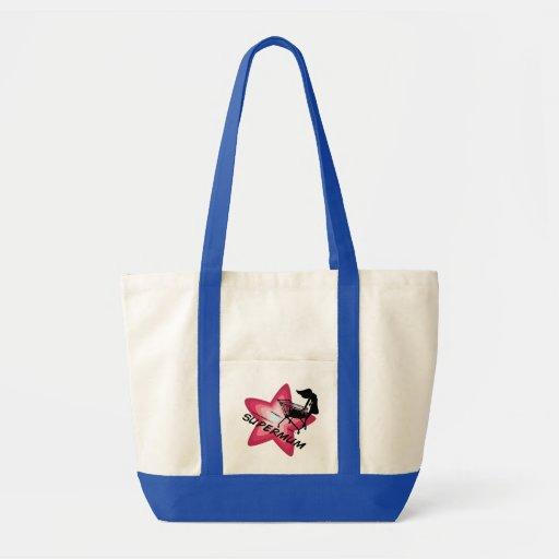 Supermum Handbag Impulse Tote Bag
